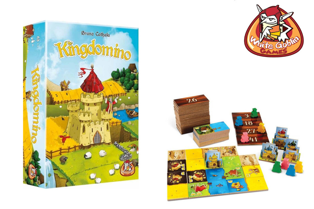 Kingdomino White Goblin Games