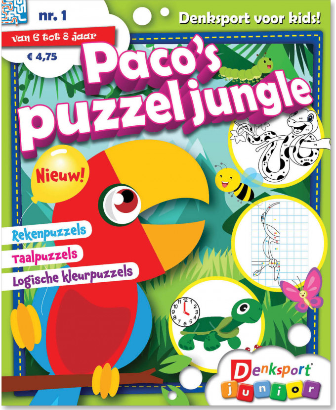 Paco's Puzzeljungle