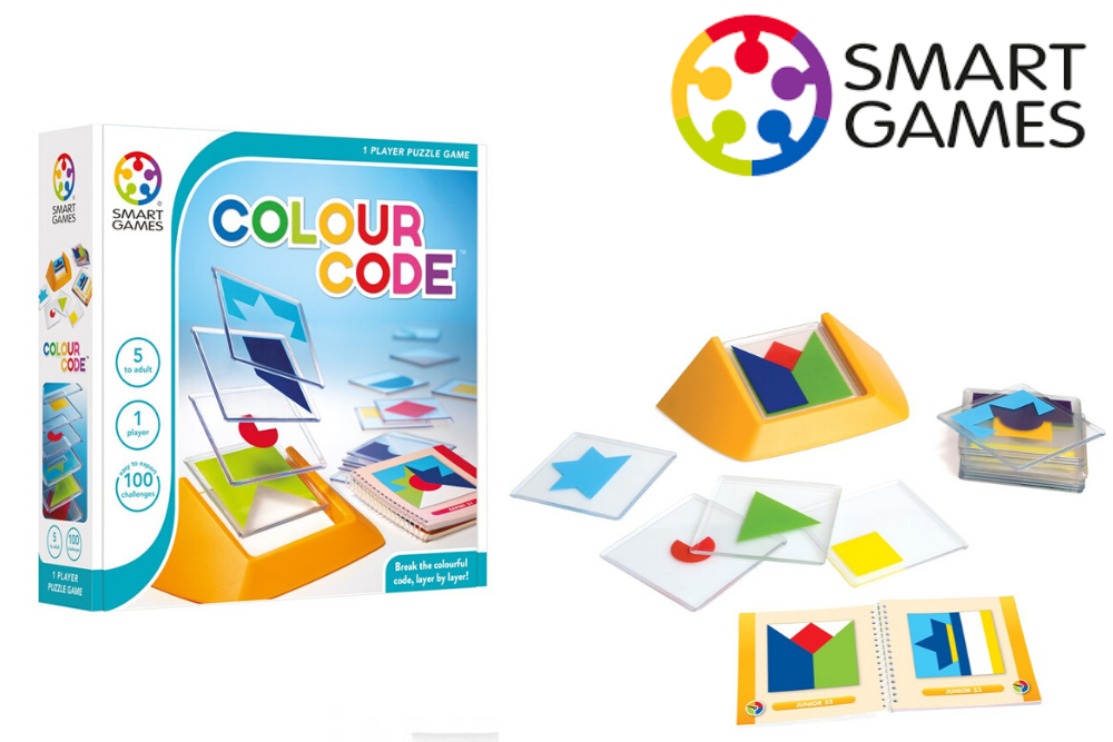 Colour Code Smart Games