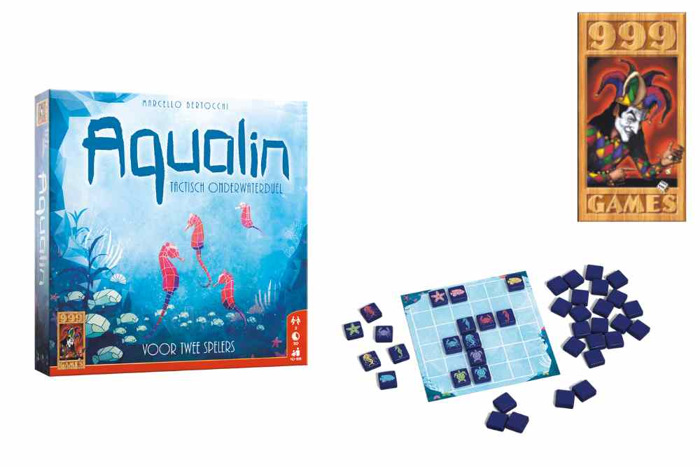Aqualin 999games tweepersoonsspel